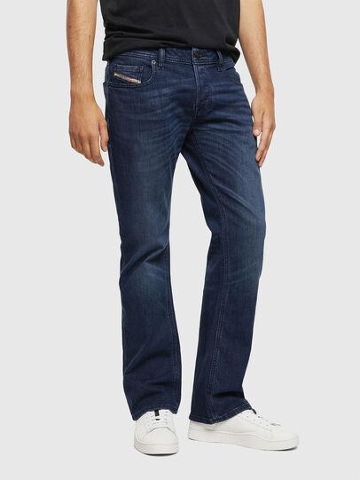 Diesel - Zatiny CN041, Blu Scuro - Jeans - Image 1