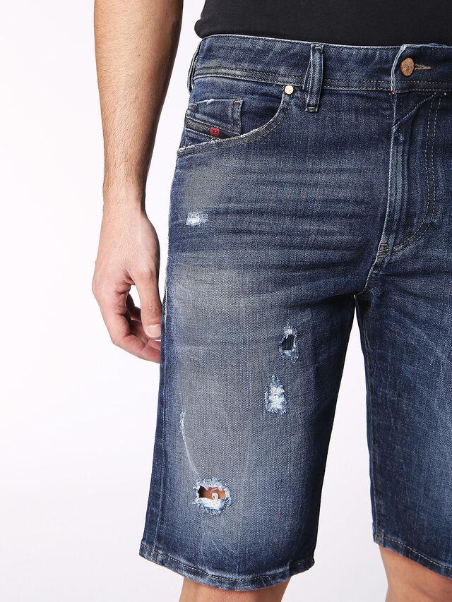 Diesel - THOSHORT, Blu Jeans - Shorts - Image 6