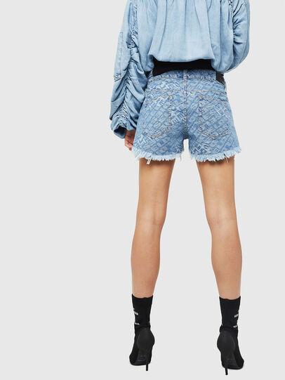 Diesel - DE-RIFTY, Blu Chiaro - Shorts - Image 2