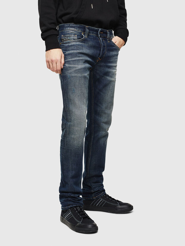 Safado 0096U, Blu Scuro - Jeans