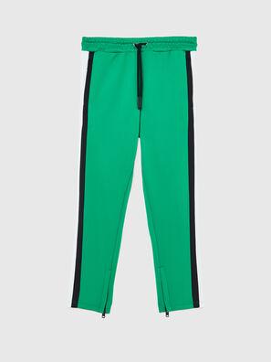 P-COPPER, Verde - Pantaloni
