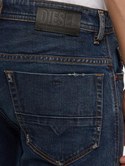 Diesel - Thommer 009KF, Blu medio - Jeans - Image 5