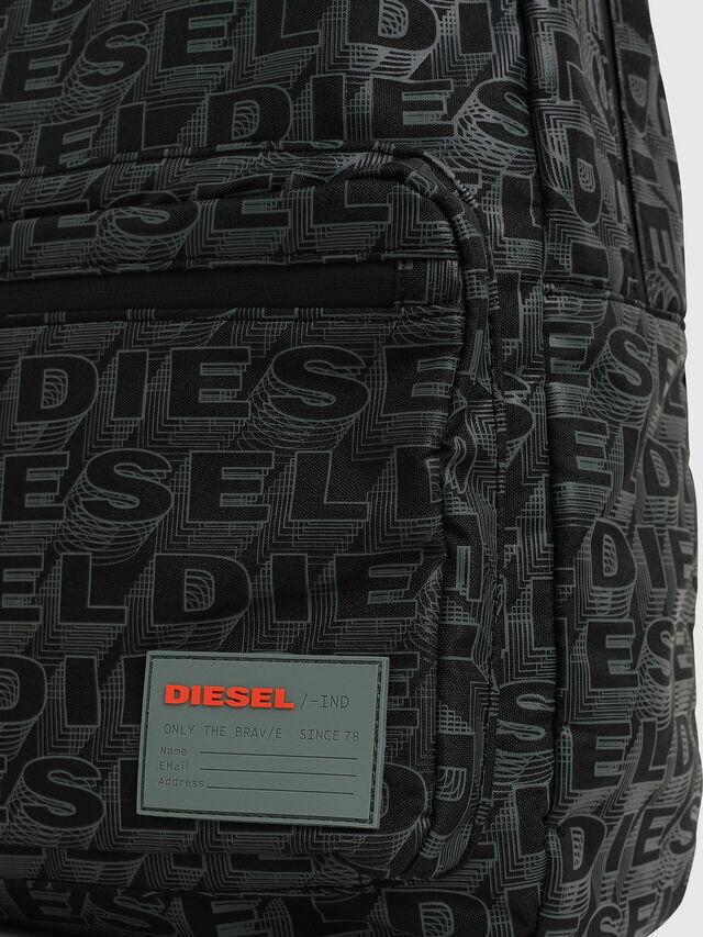 Diesel - F-DISCOVER BACK, Nero/Grigio - Zaini - Image 3