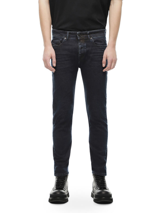 Diesel - TYPE-2814, Blu Scuro - Jeans - Image 1