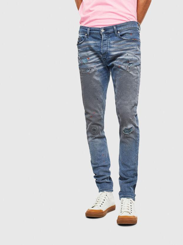 Tepphar 009BN, Blu medio - Jeans