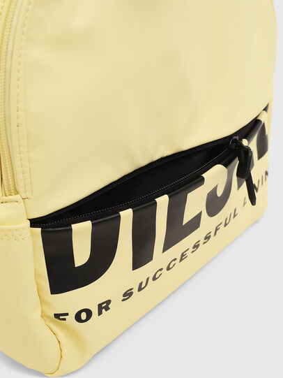 Diesel - F-BOLD BACK FL, Giallo Chiaro - Zaini - Image 4