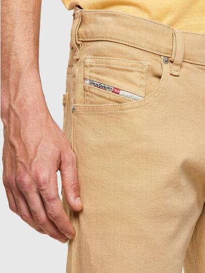Diesel - D-Yennox 009HA, Marrone Chiaro - Jeans - Image 3