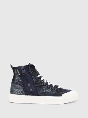 S-ASTICO MID ZIP, Blu - Sneakers