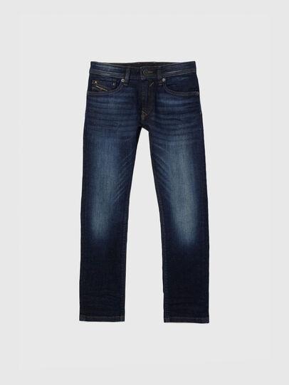 Diesel - WAYKEE-J-N, Blu Scuro - Jeans - Image 1