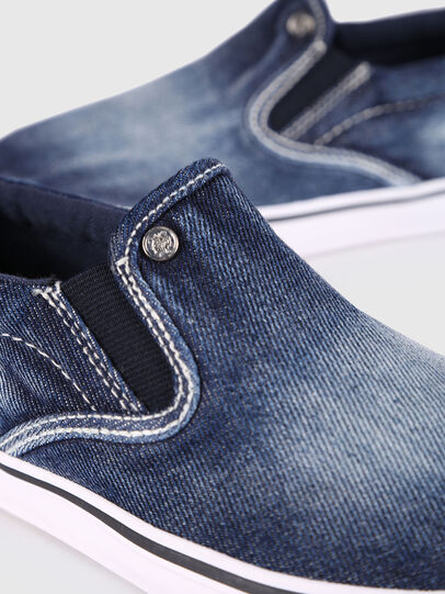 Diesel - SLIP ON 21 DENIM YO,  - Scarpe - Image 4