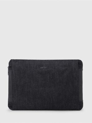 D-SUBTORYAL CLUTCH, Blu Jeans - Pochette