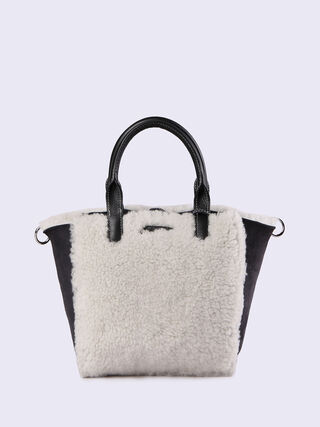 FOR FUR TOTE S, Bianco