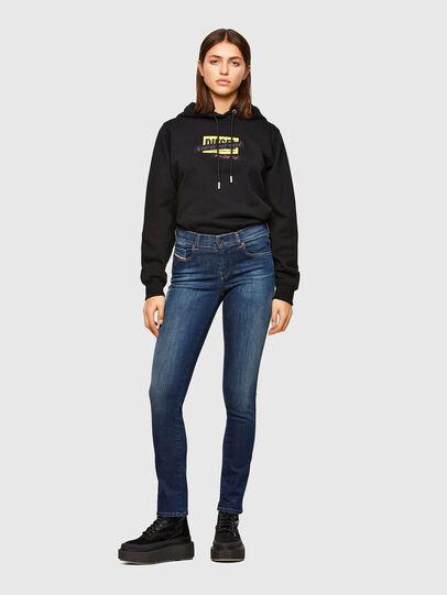 Diesel - Sandy 009HL, Blu Scuro - Jeans - Image 5