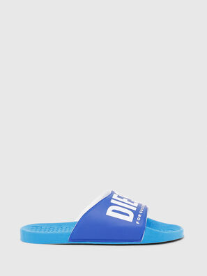 FF 01 SLIPPER CH, Blu - Scarpe