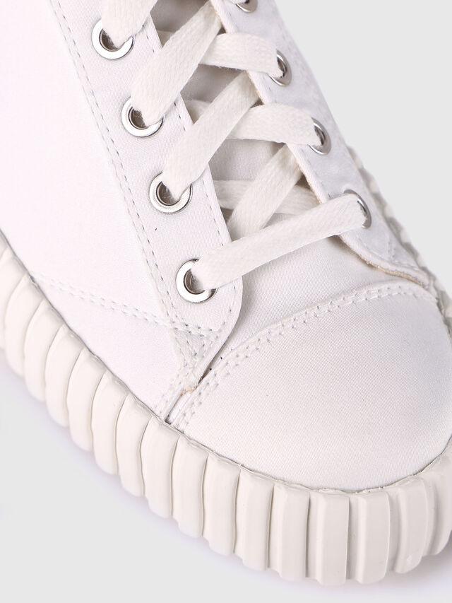 Diesel - S-EXPOSURE CLC W, Bianco - Sneakers - Image 4