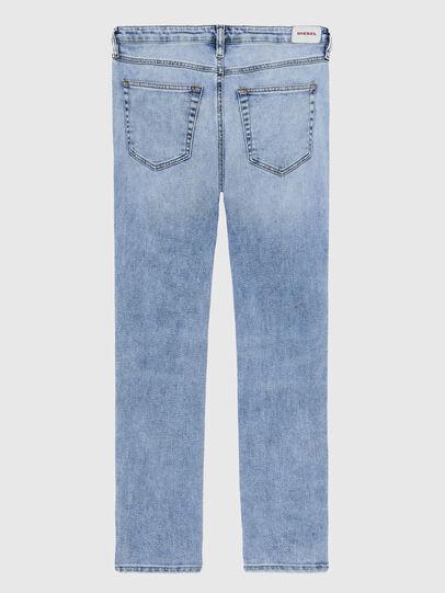 Diesel - Babhila A84PR, Blu Chiaro - Jeans - Image 2