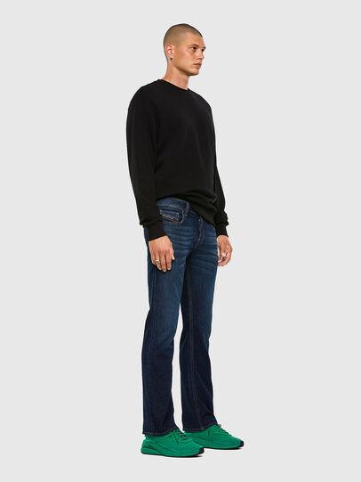 Diesel - Zatiny 009HN, Blu Scuro - Jeans - Image 5