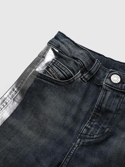 Diesel - BABHILA-J, Blu medio - Jeans - Image 3