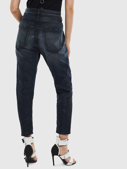 Diesel - FAYZA JoggJeans® 069MD, Blu Scuro - Jeans - Image 2