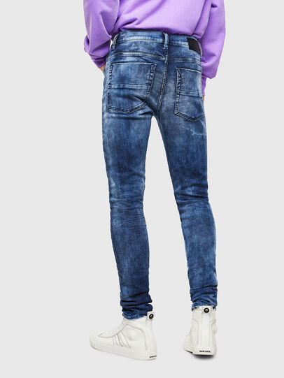 Diesel - D-Amny 0096Q, Blu medio - Jeans - Image 2