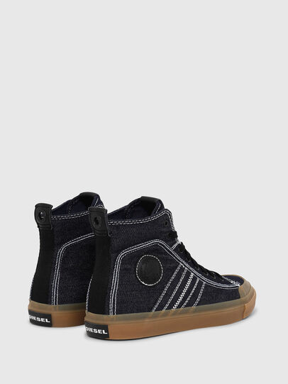 Diesel - S-ASTICO MID LACE, Blu Scuro - Sneakers - Image 3