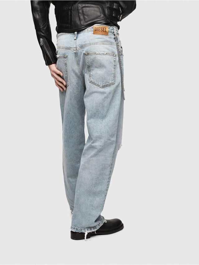 Diesel - D-Vided 080AF, Blu Chiaro - Jeans - Image 2