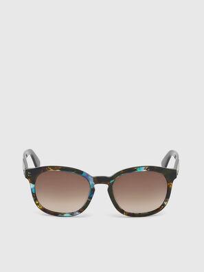 DM0190, Blu/Nero - Occhiali da sole