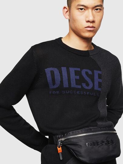 Diesel - FELTRE, Nero - Marsupi - Image 6