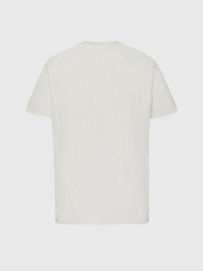 Diesel - T-DIEGOS-K31, Bianco - T-Shirts - Image 2