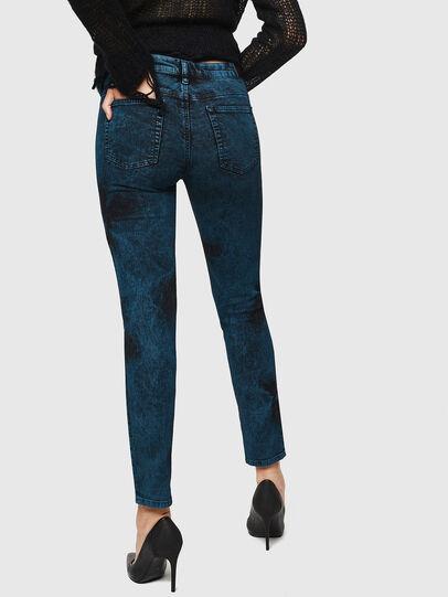 Diesel - D-Ollies JoggJeans 084AF, Nero/Grigio scuro - Jeans - Image 2