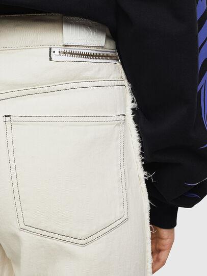Diesel - Widee 009BD, Bianco - Jeans - Image 4