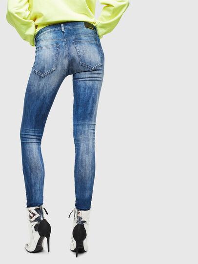 Diesel - Slandy 0095C, Blu medio - Jeans - Image 2