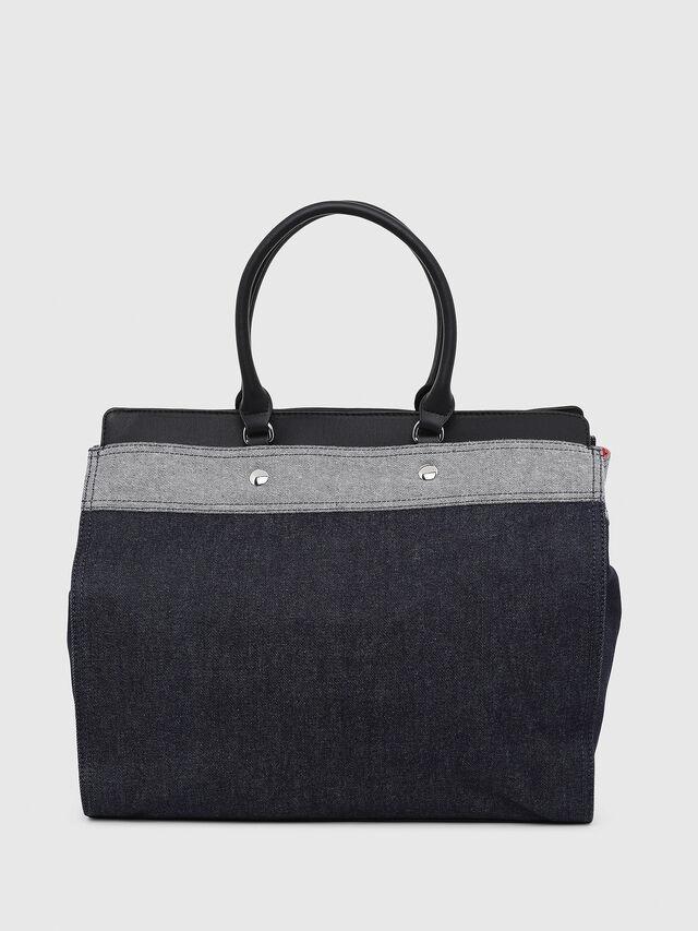 Diesel - F-DESTAR SHOPPER M, Blu Jeans - Shopper e Borse a Spalla - Image 2