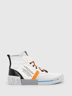 S-DESE MID RC, Multicolor/Bianco - Sneakers