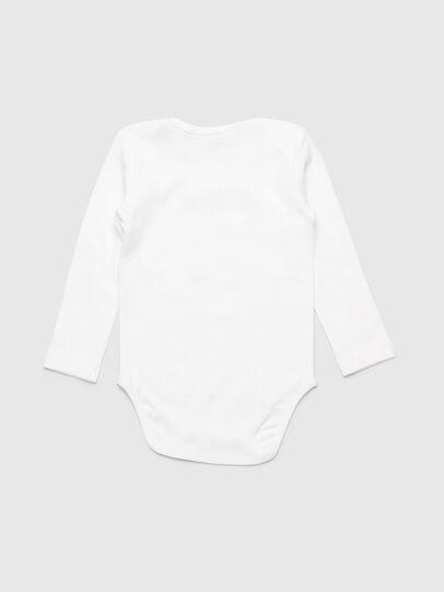 Diesel - UNLODIV-NB, Bianco - Underwear - Image 2
