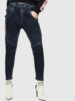 Fayza JoggJeans 069HY, Blu Scuro - Jeans
