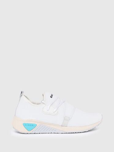 Sneaker slip-on in tessuto mesh stretch