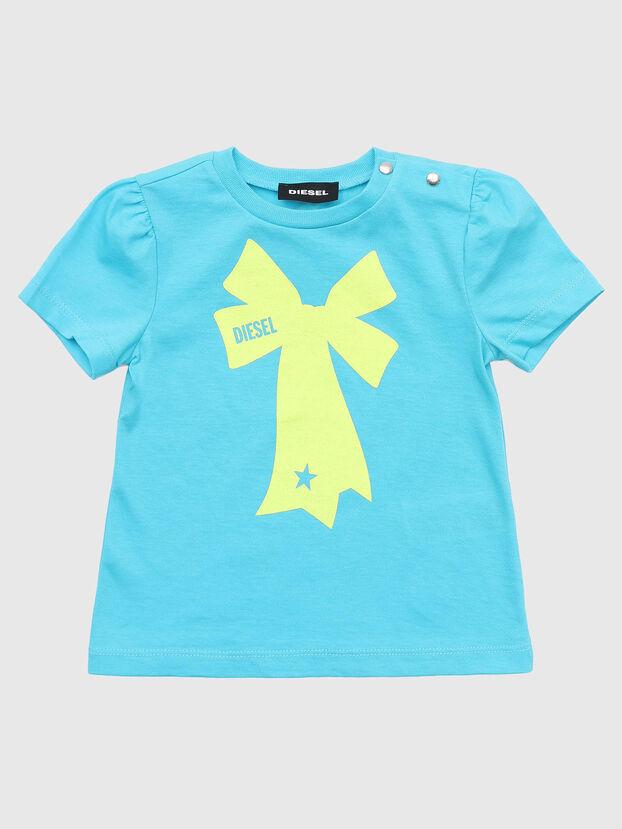 TASHAB, Azzurro - T-shirts e Tops