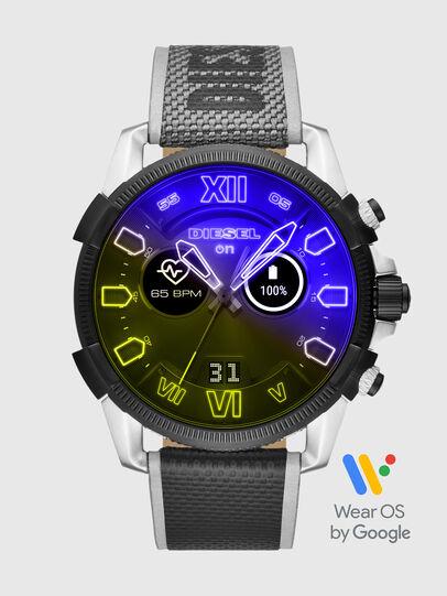 Diesel - DT2012, Grigio/Nero - Smartwatches - Image 1