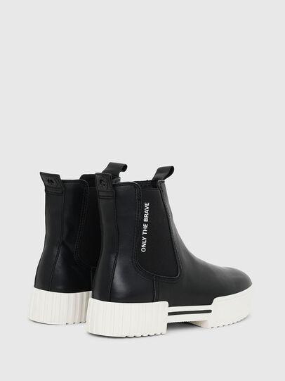 Diesel - H-MERLEY CB, Nero - Sneakers - Image 3