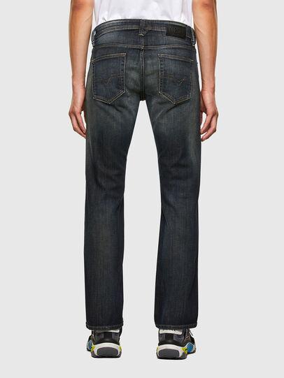 Diesel - Larkee 009EP, Blu Scuro - Jeans - Image 2