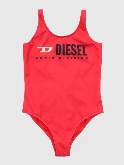 Diesel - MLAMNEW, Rosso - Beachwear - Image 1