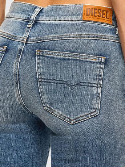 Diesel - Sandy 009AA, Blu medio - Jeans - Image 4