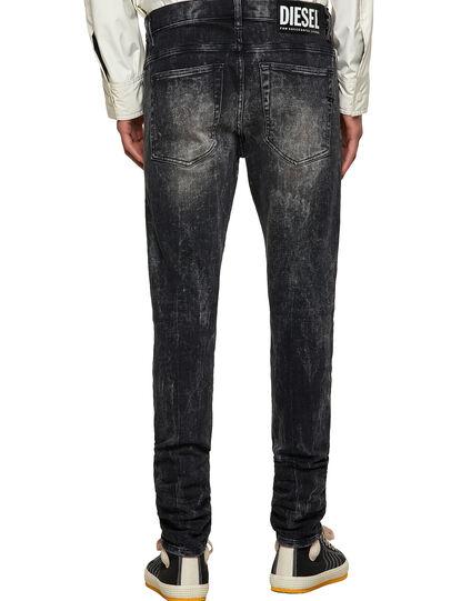 Diesel - D-Amny 009PX, Nero/Grigio scuro - Jeans - Image 2