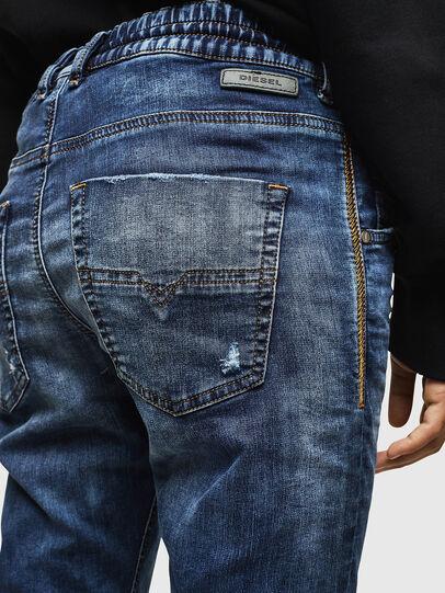 Diesel - Krailey JoggJeans 069AA, Blu Scuro - Jeans - Image 4
