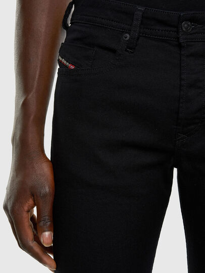 Diesel - Buster 0688H, Nero/Grigio scuro - Jeans - Image 3