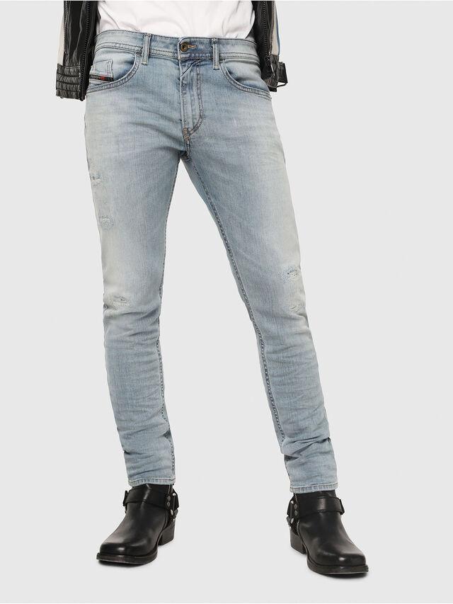 Diesel - Thommer 087AX, Blu Chiaro - Jeans - Image 1