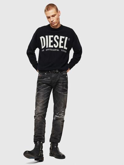 Diesel - K-LOGOS, Nero - Maglieria - Image 7