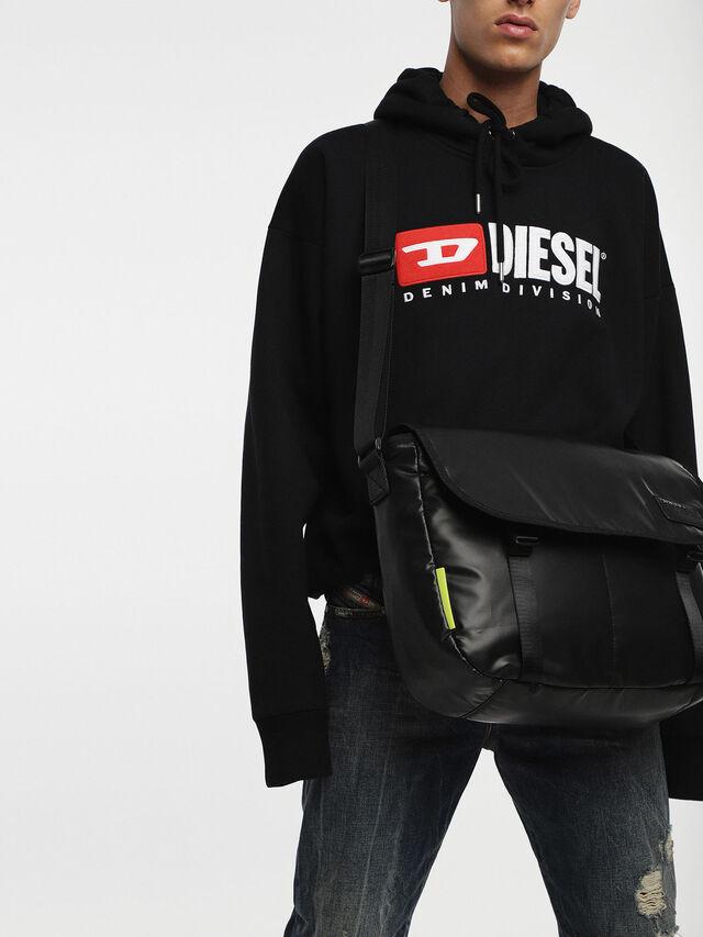 Diesel - F-DISCOVER MESSENGER, Nero - Borse a tracolla - Image 6