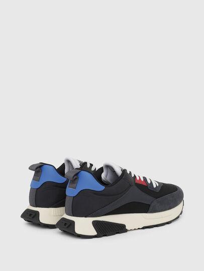 Diesel - S-TYCHE LOW CUT, Blu Scuro - Sneakers - Image 3
